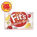 ロッテ フィッツ Fit's<なめらか杏仁> 12枚×10個 【1個あたり45円】