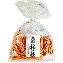 浪花屋製菓 巾着 純もち 大粒 柿の種 120g