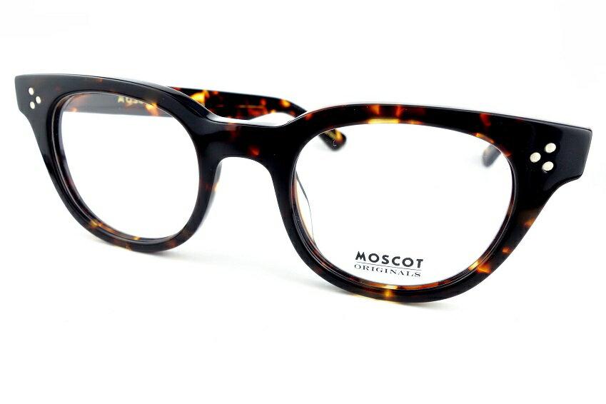 【ポイント10倍】MOSCOT/モスコットORIGINALSVILDA 48 TORTOISE-正規品-【送料無料】【基本レンズ無料】人気モデル再入荷!