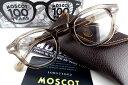 【ポイント10倍】MOSCOT/モスコットORIGINALSLEMTOSH 46 BR ASH正規品【送料無料】【基本レンズ無料】新色
