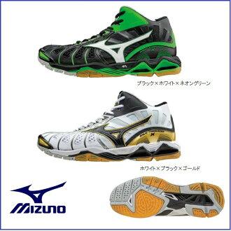 美津濃 /MIZUNO ★ Web 龍捲風我們龍捲風 X MIDV1GA1617 23 釐米 ~ 31.0 釐米排球鞋