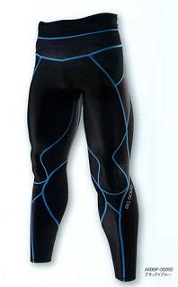Mizuno /MIZUNO MEN's biogas tights (long) BG5000