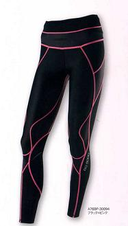 Mizuno /MIZUNO WOMEN's biogas tights (long) BG5000