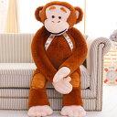 サルのぬいぐるみ チンパンジー リアルモンキー お誕