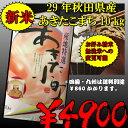 28年山形県産あきたこまち玄米 30k【送料無料!!】