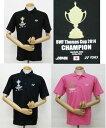 トマスカップ優勝記念ポロシャツ2014 YOB14409