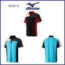 ミズノ ゲームシャツ 62JA7113 テニス バドミントン スポーツウエア