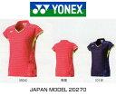 JAPAN MODEL ヨネックス レディースフィットシャツ 20270