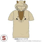 アニメ オフィシャルグッズ 紙兎ロペ なりきり半袖パーカー アキラ先輩 Sサイズ
