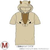 アニメ オフィシャルグッズ 紙兎ロペ なりきり半袖パーカー アキラ先輩 Mサイズ