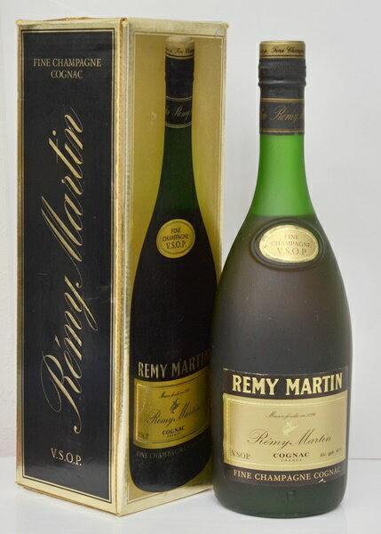 REMYMARTINVSOPレミーマルタン700mlコニャック古酒洋酒中古・未開栓01104