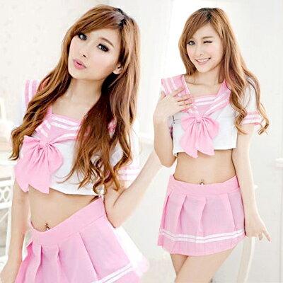 コスプレ セーラー服 半袖 女子高生 制服 リボ...の商品画像