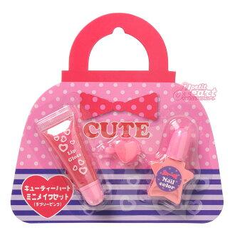 Mini makeup set (lovely pink) make up toys for kids
