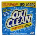 OXI CLEAN 【オキシクリーン】 衣類用粉末漂白剤 4.98kg シミ落とし/台所/水周り/家具用/酵素系/洗剤