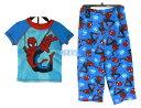 Disney/Marvel 【スパイダーマン/SPIDER-MAN】半袖パジャマ2ピースセット ディズニー/マーベル  変身・なりきりパジャマ