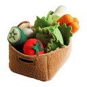 RoomClip商品情報 - IKEA DUKTIG 【野菜セット 14点】 布のおもちゃ おままごとに♪