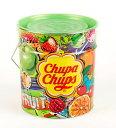 【120本 缶入り】 チュッパチャプス フルーツアソート4種類 (120個1440g) スペイン製