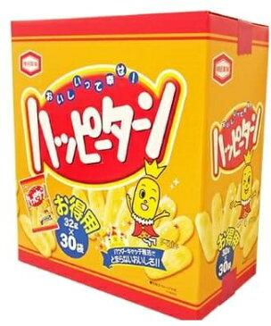 亀田製菓 ハッピーターン 32g×30袋 お徳用パック おせんべい