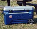 【送料無料♪】 IGLOO 110qt 車輪付き大型クーラーボックス 「Pro Glide 110qt/104L」ホイール、トレイ付き イグルー(イグロー)
