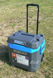 期間限定価格!【送料無料】IGLOO 62qt「MAXCOLD 58L(62QT) キャスター付き」<strong>クーラーボックス</strong>/車輪付き/イグルー/イグロー
