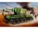 1/35 ソビエト軍 KV-2重戦車 大口径砲 プラモデル 組立キット
