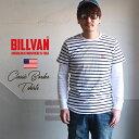 BILLVAN オーセンティック ボーダーTシャツ ビルバン メンズ アメカジ