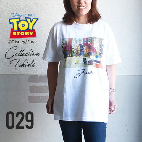 クリックポスト BILLVAN <トイ・ストーリー> コレクションTシャツ/ジェシー トイストーリー ビルバン TOYSTORY