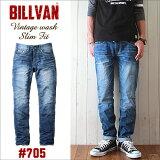BILLVAN #705 �����ե��å� ������ơ����ù� �ǥ˥�ѥ��LT/INDIGO �ӥ�Х� ������ ��� ���ᥫ��