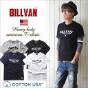 Tシャツ BILLVANアメリカンスタンダード/トラロゴ/プリントTシャツ/28131