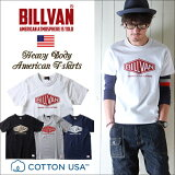 Tシャツ BILLVAN アメリカンスタンダード ダイヤロゴ プリントTシャツ 290113 ビルバン メンズ アメカジ