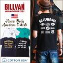 Tシャツ BILLVAN GARAGE スタンダード バックプリントTシャツ 300711 ビルバン メンズ