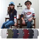 Tシャツ/grn/新シリーズマイ・フィット袖ライン/7分袖Tシャツ/第3弾NEW