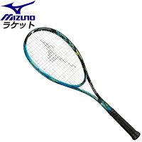ミズノ ソフトテニス ラケット ジストT-05 MIZUNO 63JTN835 ネットプレーヤーモデル 男女兼用の画像
