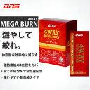 DNS 4ウェイメガバーン スティックタイプ 脂肪燃焼サプリメント 【5g×14袋】