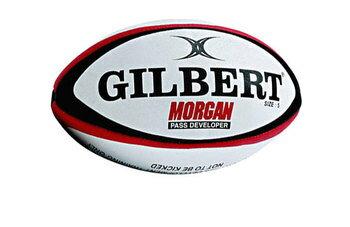 ☆ 【あす楽対応】GILBERT/ギルバート GB-9129 モーガン・パス練習球 ラグビーボール (5号球)