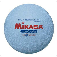MIKASA ミカサ バーレーボール MS78DXS ソフトバレーボール 円周78cm 糸巻きタイプ 公認球 一般用の画像