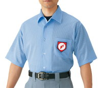 MIZUNO ミズノ 高校野球・ボーイズリーグ審判員用 半袖シャツ ノーフォーク型の画像