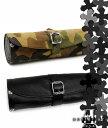 レザーロールポーチ 本革鞄 USA製 ウォッチ収納ケース