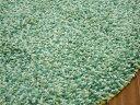 コットンシャギー ミックスカラーラグマット 【サイズ】約60X90cm綿100%のかわいいシャギー...