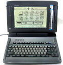 シャープ ワープロ 書院 SHARP WD-X500 ベルト新品 完動品