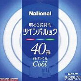 【在庫あり】 パナソニック FHD40ECW クール色 ツインパルック蛍光灯 送料無料