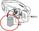 【在庫あり】 パナソニック 掃除機用 交換用ニカド電池 AMV10V-8K(AMC10V-UJ) 3個セット 送料無料
