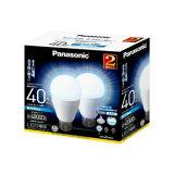 【在庫あり】 パナソニック (2個入り) LED電球 LDA7DGZ40W2T 全方向タイプ 40W形相当 昼光色相当 全光束485lm E26口金 送料無料