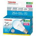 【在庫あり】 東芝 LED電球 ミニクリプトン電球形3.7W 昼白色 E17 全光束320lm LDA4N-H-E17/S 送料無料