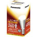 【在庫あり】 パナソニック EVERLEDS(エバーレッズ) LED電球 小形電球タイプ 3.9W 電球色 LDA4LHE17 送料無料