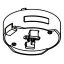 【在庫あり】 パナソニック 照明器具本体取付用アダプタ カチットF NZ2717M (旧品番NZ2716M)