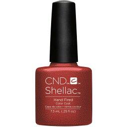 CND Shellac(シェラック) ハンド・ファイヤード 7.3ml #981