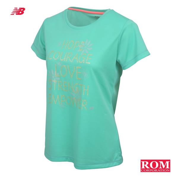 ニューバランス グラフィックTシャツ