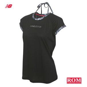 ネコポス バランス newbalance レディース Tシャツ ジョギング マラソン
