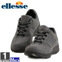 エレッセ【ellesse】メンズ ウォーキング シューズ V-WK357 1606 スニーカー 靴 オフィス 通勤 通学 散歩 運動 スポーツ 紳士 男性